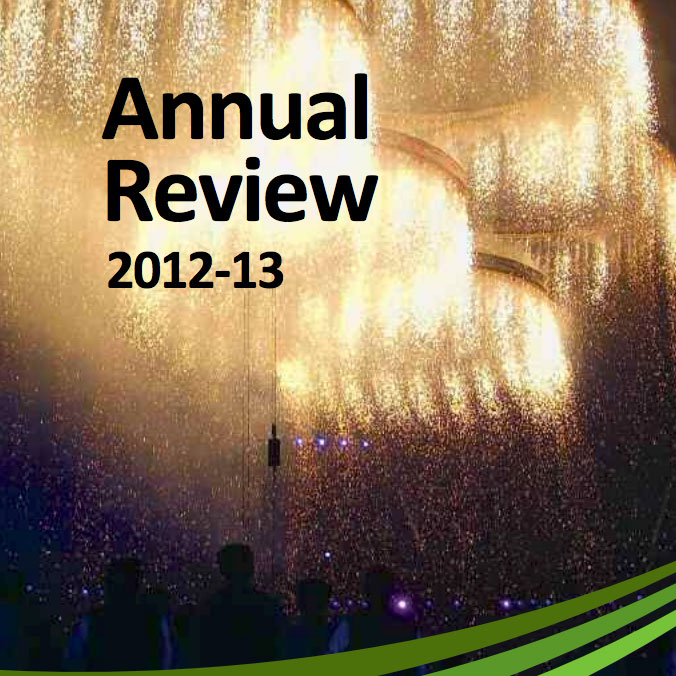London Higher Annual Review 2012-13