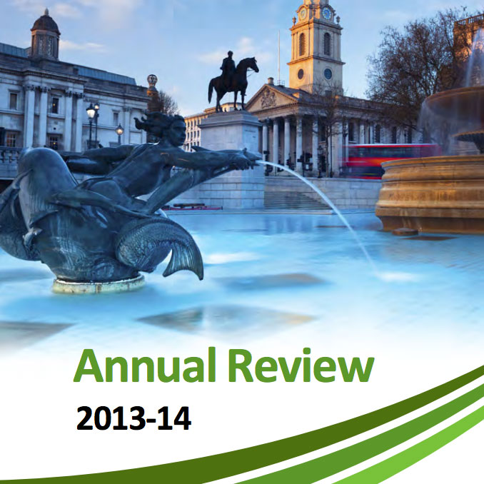London Higher Annual Review 2013-14