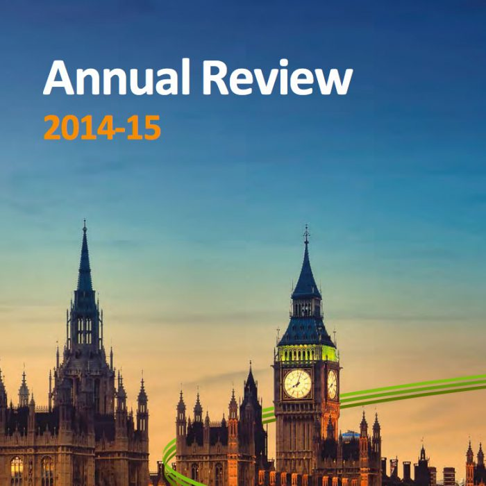 London Higher Annual Review 2014-15