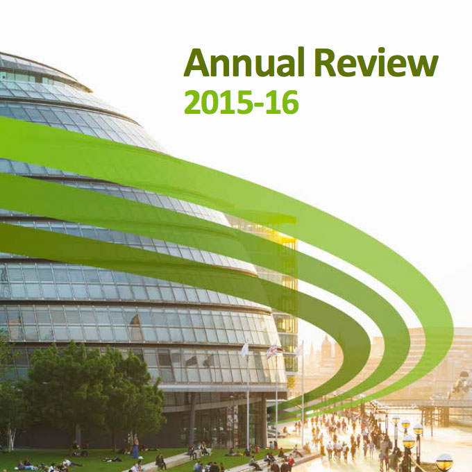 London Higher Annual Review 2015-16